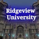 Ridgeview university
