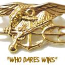 """WHO DARES WINS"""