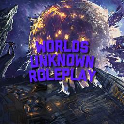 Worlds Unknown's  Discord Logo