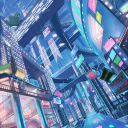 BNHA: Avalon City