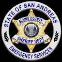 Blaine county sheriffs department