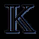 Capitalized K