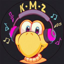 Koopa's Music Zone's  Discord Logo