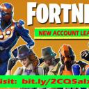 Fortnite Account w/ Skins
