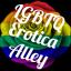 LGBTQ Erotica Alleyicon