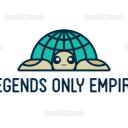 server logo for LEGENDS ONLY EMPIRE