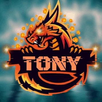 Logo for TONYisalive✓