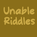 Unable Riddles
