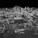 Kansas city by night