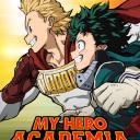 My Hero Academia: Upon The Future