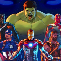 Marvel: Age of Heroes's Icon