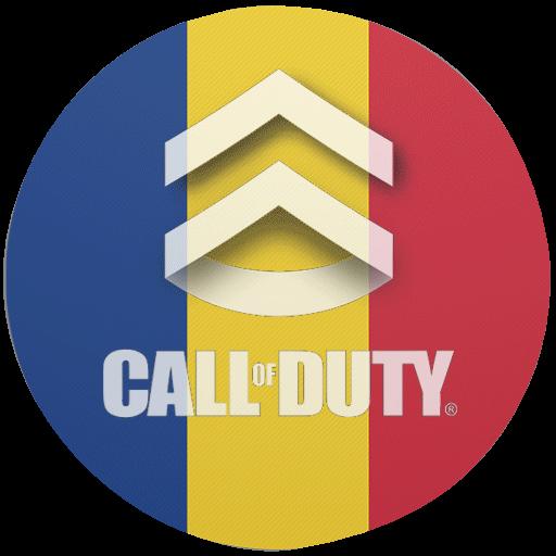 Logo for Call of Duty Warzone Romania