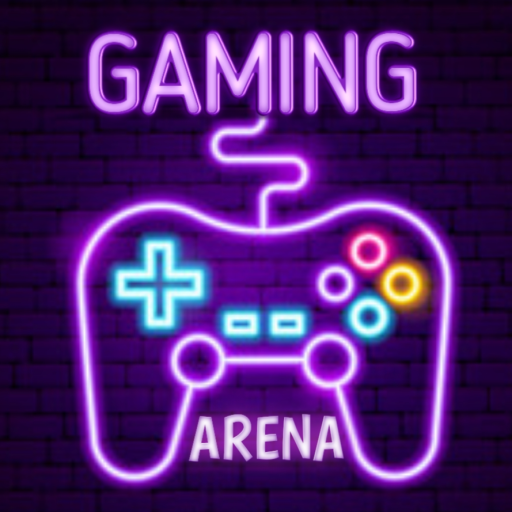 Logo for Gaming  Arena