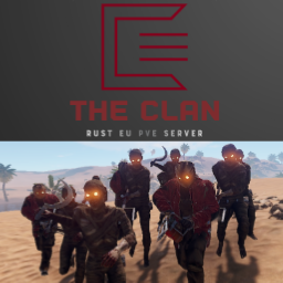 Logo for THE CLAN 5x PVE
