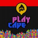 PlayCave Logo