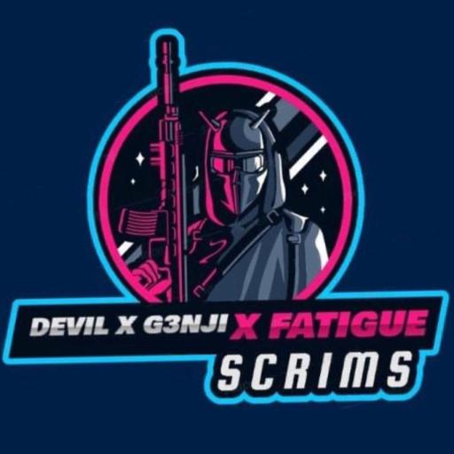 Logo for Devil X G3nji X Fatigue Scrim Server