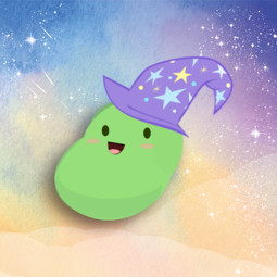 MagicBean bot support server's Icon