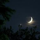 Ícone de Cresent Moon