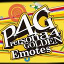 Persona 4 (Golden) Emotes