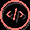 Pixel Development Icon