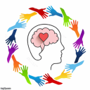 Mental Health Support Community Icon