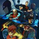 Young Justice AU