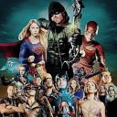 Arrowverse Characters Discord