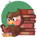 Blathers' Library Icon
