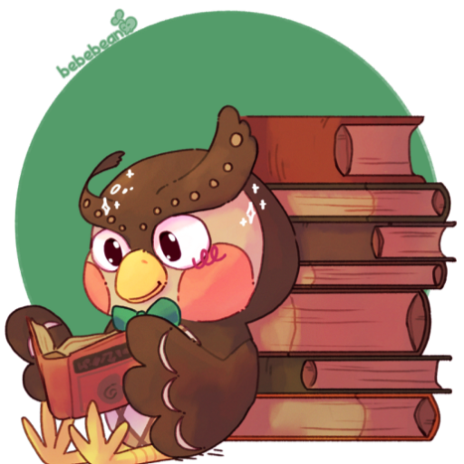 Icon for Blathers' Library