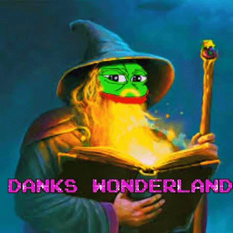 Logo for Danks Wonderland