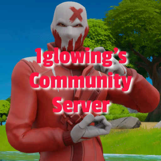 Logo for 1glowing's Community Server