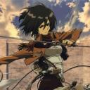 Attack On Mikasa