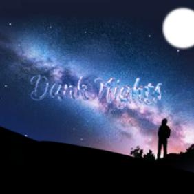 Logo for dank nights