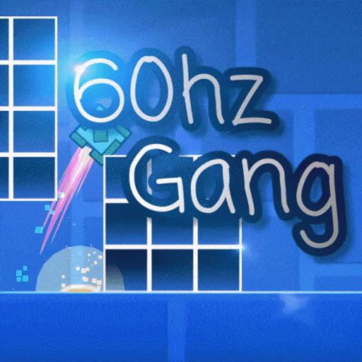 Logo for 60hz Gang