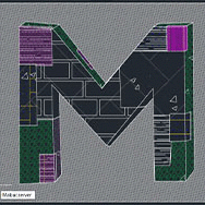 Logo for Mabar server