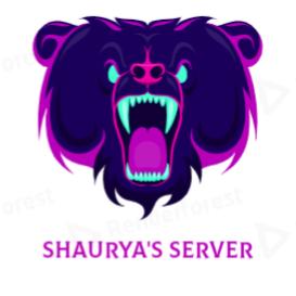 Logo for Shaurya's