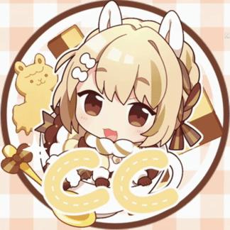 Logo for ☁ *·˚Cozy Café┆☕