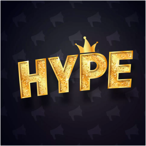 Logo for HYPE SQUAD