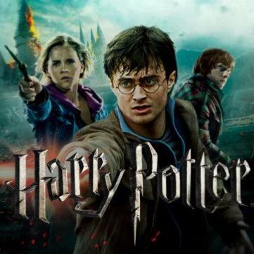 Logo for Harry Potter Fan Server
