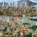 The Hidden Leaf Village