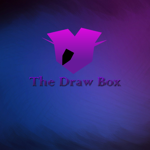Logo for The Draw Box