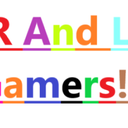 Logo for R And L Gamers