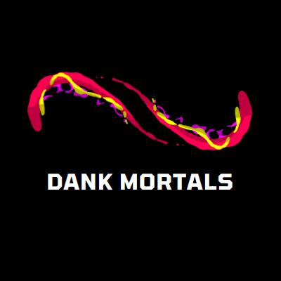 Logo for Dank Mortals