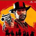 The Red Dead Redemption Lounge