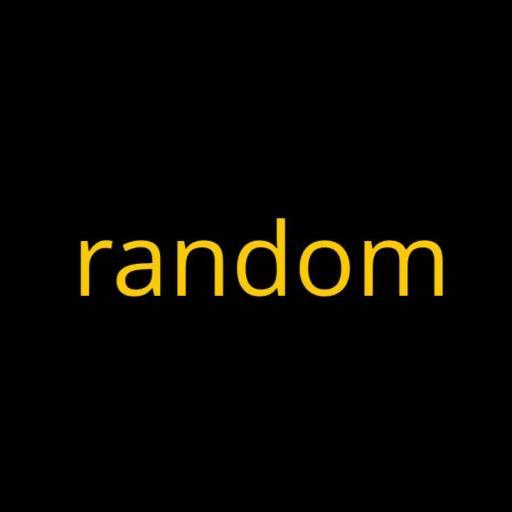 Logo for Random server