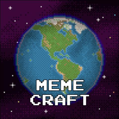 Logo for Meme Craft