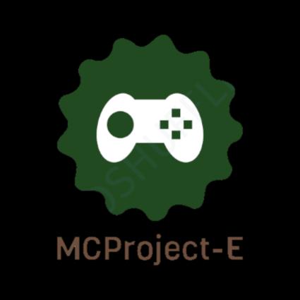 Logo for MCProject-E