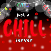 Logo for Just a chill server