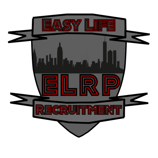 Logo for Easy Life RolePlay   Recruitment