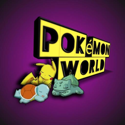 Logo for Pokémon World